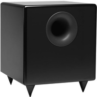 Audioengine: S8 Powered Subwoofer - Satin Black