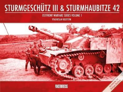 Sturmgeschutz III & Sturmhaubitze 42 by Vyacheslav Kozitsyn