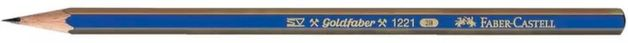 Faber-Castell: Goldfaber Pencil - 2B (Box of 20)