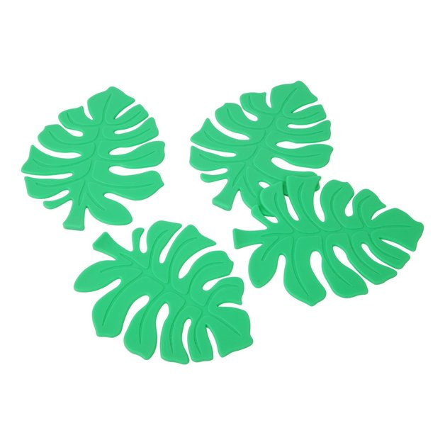 Sunnylife Monstera Leaf Coasters (Set of 4)