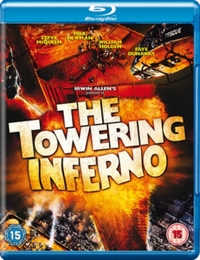 Towering Inferno on Blu-ray