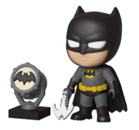 DC Comics: Batman (Black & Yellow) 5-Star Figure