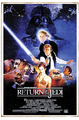 Star Wars Return of the Jedi Heavy Gauge Metal Sign