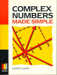 Complex Numbers Made Simple by Verity Carr image