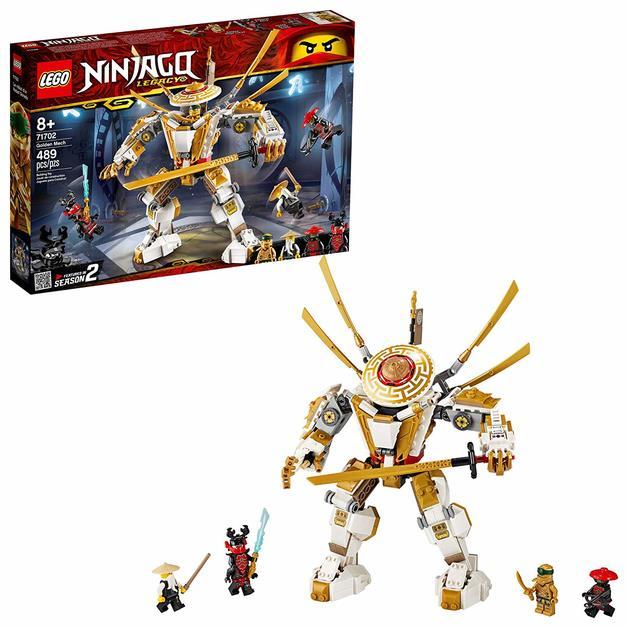 LEGO Ninjago: Golden Mech - (71702)