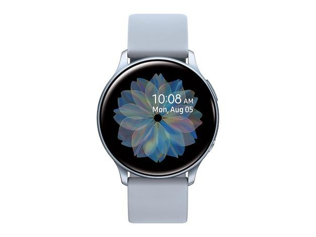 Samsung Galaxy Watch Active 2 Aluminum - Cloud Silver (44mm)