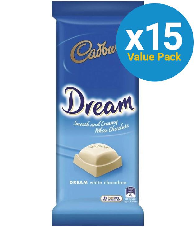 Cadbury: Dream 180g (15 Pack)