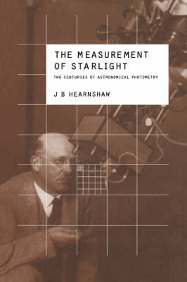 The Measurement of Starlight by J.B. Hearnshaw image