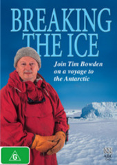 Breaking The Ice on DVD