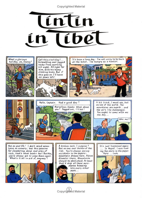 The Adventures of Tintin: Volume 7 by Herge image