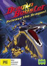 Dragon Booster - Vol. 1: Release The Dragon! on DVD