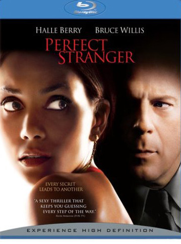 Perfect Stranger on Blu-ray