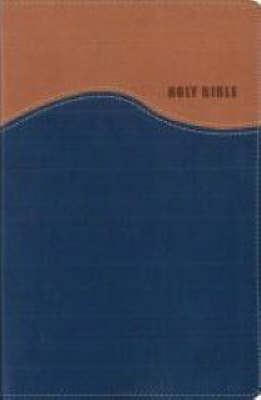 NIV Gift Bible (Blue/Tan)