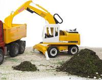 Bruder Liebherr Excavator image