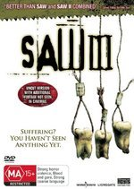 Saw III on DVD
