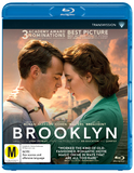 Brooklyn on Blu-ray