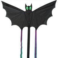 "HQ Kites: Small Bat Black - 24"" Single Line Kite"