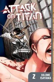 Attack on Titan: Vol. 2 by Hajime Isayama