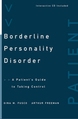 Borderline Personality Disorder by Gina M. Fusco image