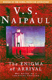 The Enigma of Arrival by V.S. Naipaul image