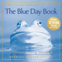 The Blue Day Book 10th Anniversary Edition by Bradley Trevor Greive image