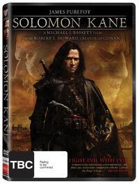 Solomon Kane on DVD