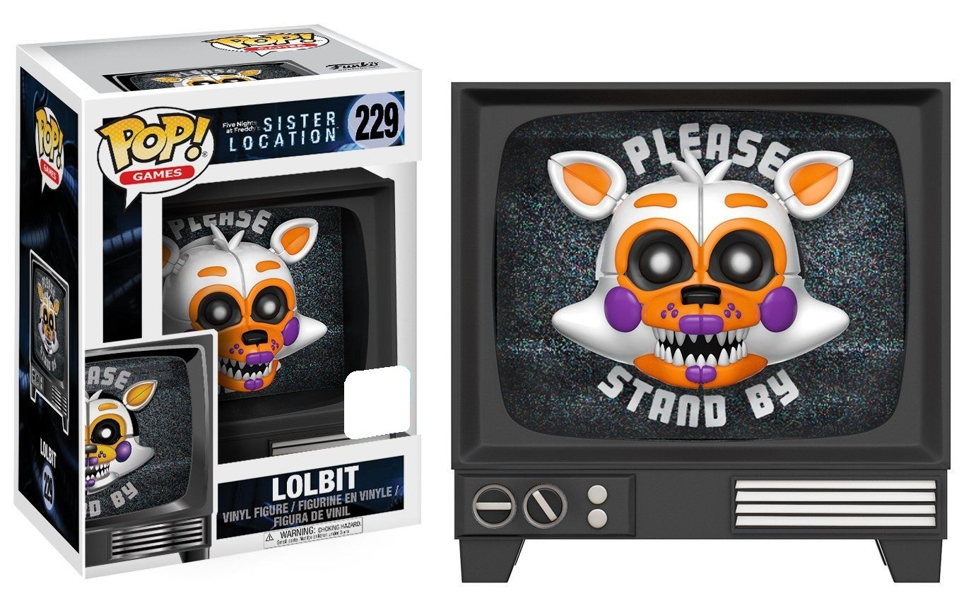 Five Nights at Freddy's - Lolbit Pop! Vinyl Figure (LIMIT - ONE PER CUSTOMER) image
