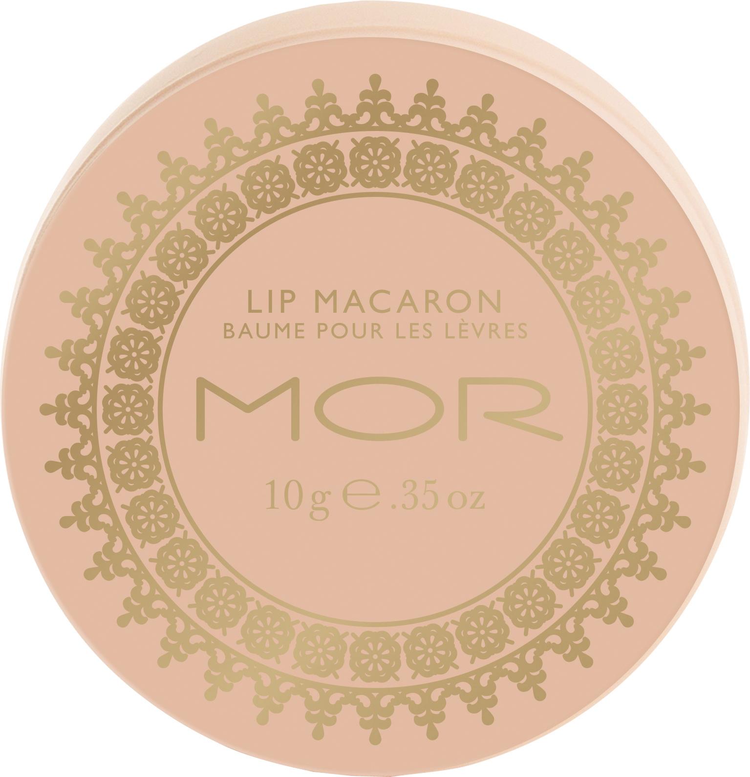 MOR Lip Macaron - Peach Nectar (10g) image