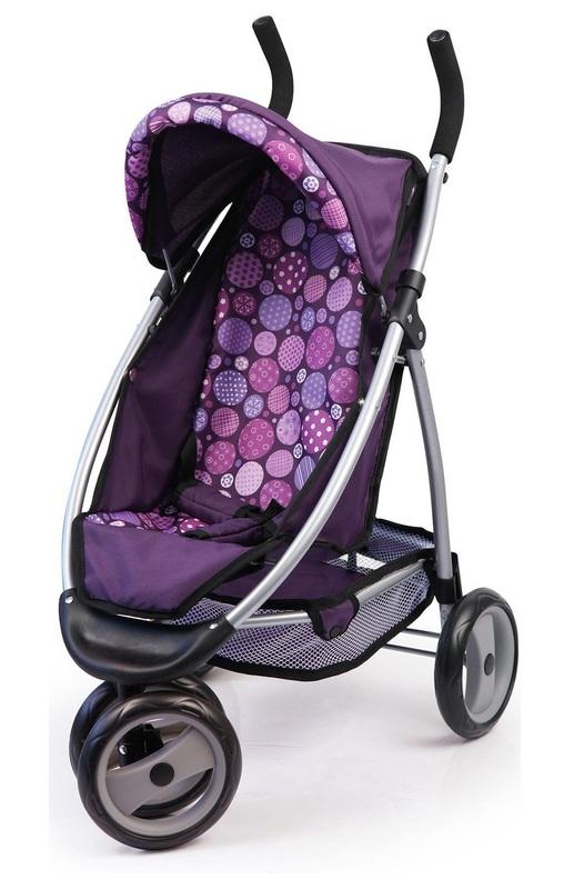 Bayer: Sport Doll's Jogger - Purple