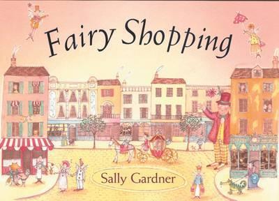 Fairy Shopping by Sally Gardner image