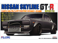 Fujimi: 1/24 Nissan KPGC10 Skyline GT-R - Model Kit