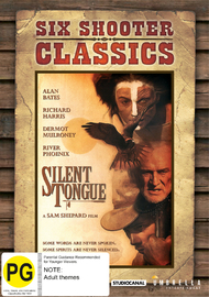Silent Tongue (Six Shooter Classics) on DVD