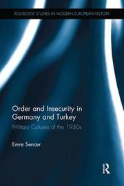 Order and Insecurity in Germany and Turkey by Emre Sencer image
