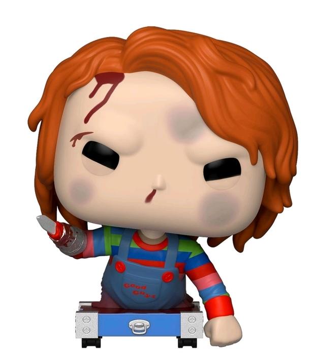 Child's Play: Chucky (on Cart) - Pop! Vinyl Figure