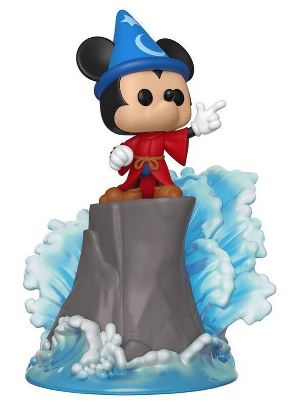 Disney: Sorcerer Mickey - Pop! Movie Moment Figure