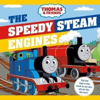 The Speedy Steam Engines by Thomas & Friends