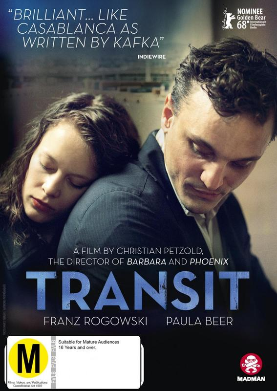 Transit on DVD