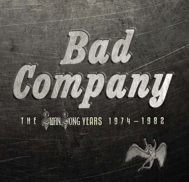 Swan Song Years 1974-1982 by Bad Company