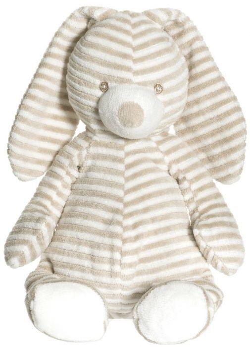 Teddykompaniet: Cotton Cuties Rabbit - Beige