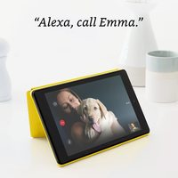 "Amazon: Fire 7 - 7"" Tablet with Alexa - (8 GB/Black) image"