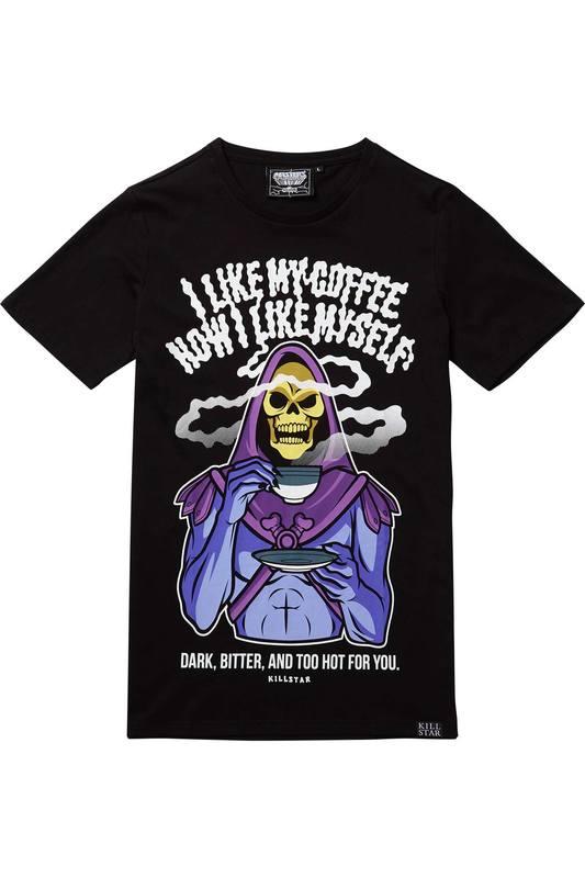 Killstar: Dark & Bitter T-Shirt - XXL / Black