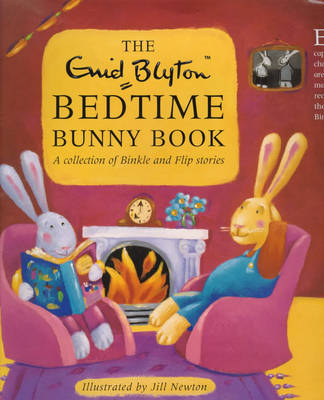 The Enid Blyton Bedtime Bunny Book by Enid Blyton image