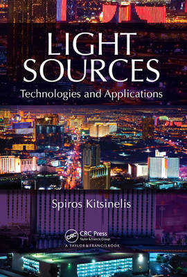 Light Sources: Technologies and Applications by Spyridon Kitsinelis image