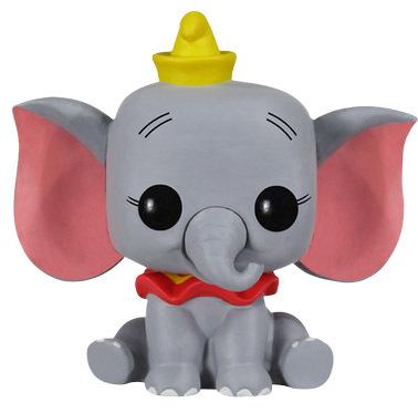 Disney - Dumbo Pop! Vinyl Figure image