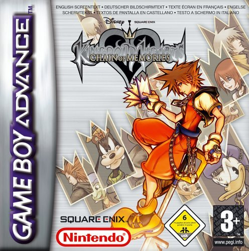 Kingdom Hearts: Chain of Memories for Game Boy Advance