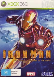 Iron Man for Xbox 360