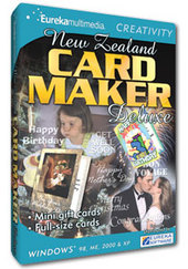 New Zealand Card Maker Deluxe for PC Games