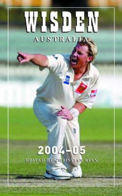Wisden Cricketers' Almanack Australia 2004-05