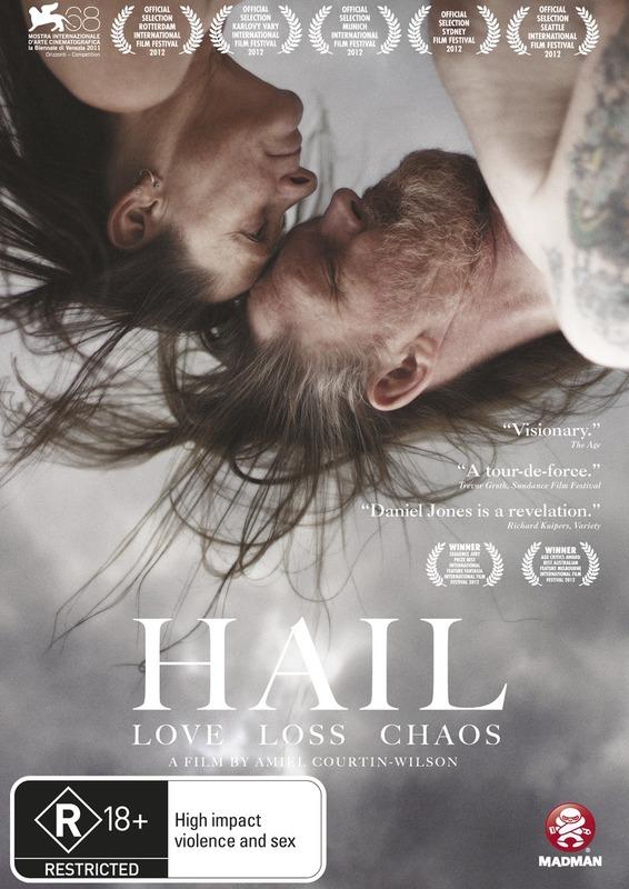 Hail on DVD