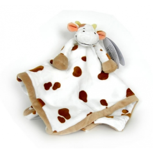 Diinglisar - Cuddle Blanket Cow